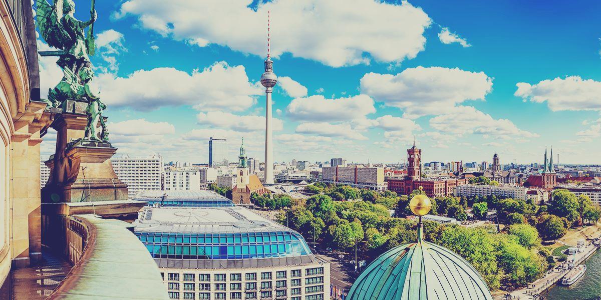 Berlin Aussicht Dom