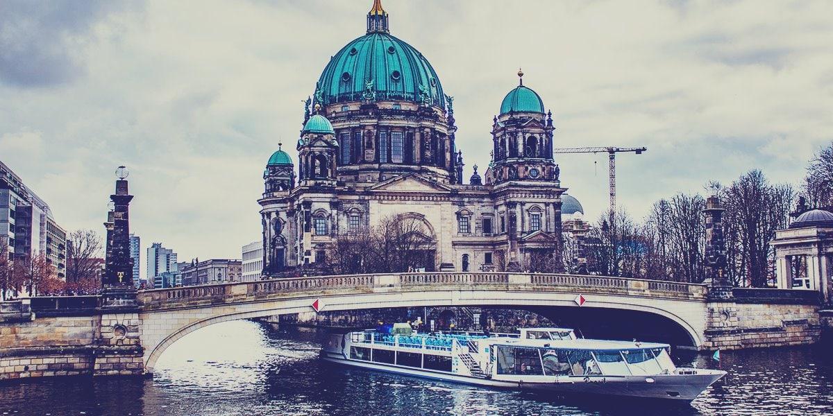 Schiffstour Berlin